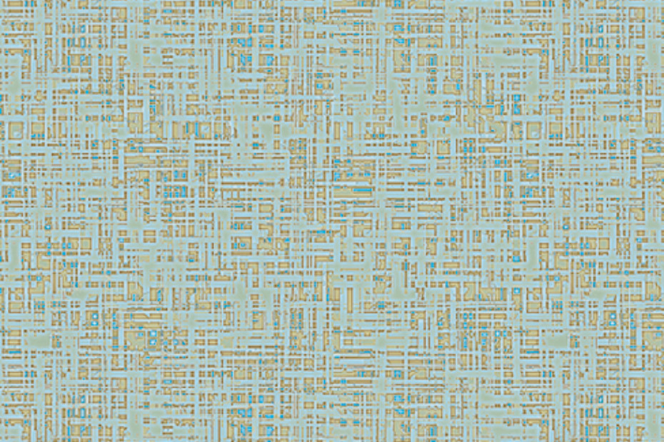 Robo Patterned wallpaper
