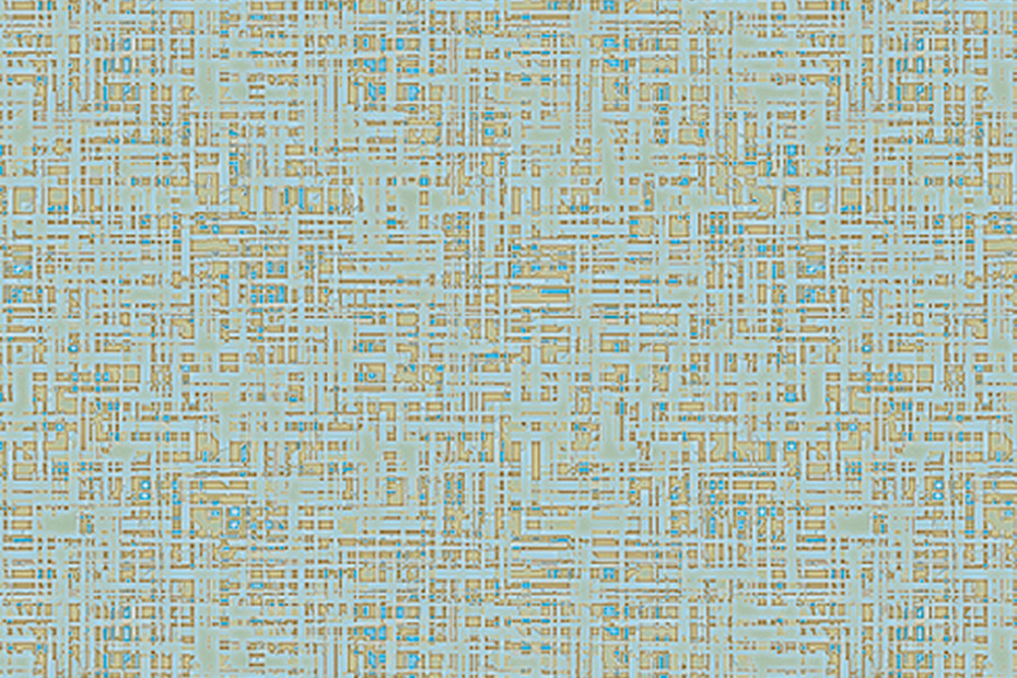 Robo Patterned wallpaper