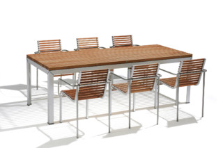 Extempore dining table  by  Extremis