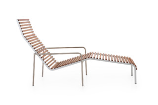 Extempore lounge chair  by  Extremis