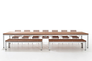 Extempore patchworktable  by  Extremis