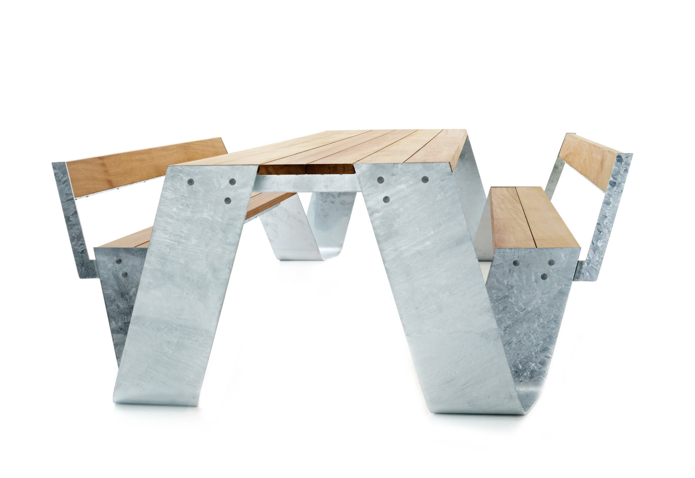 Hopper by extremis stylepark - Table roulante de jardin ...