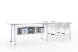 Marina high table  by  Extremis