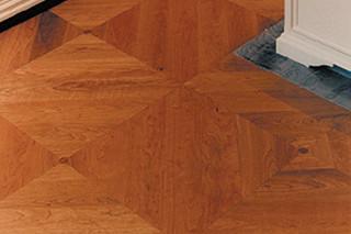 panel flooring  by  Fagus