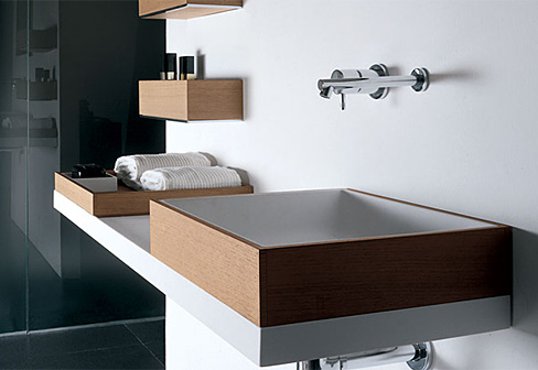 Basin By Falper Stylepark