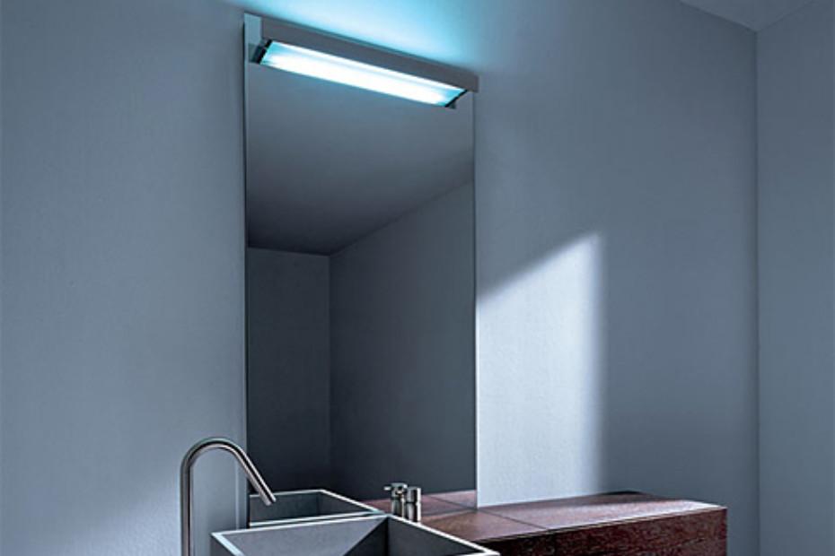 Fluorescent Spot für Spiegel