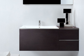 Gap unit with two drawers  by  Falper