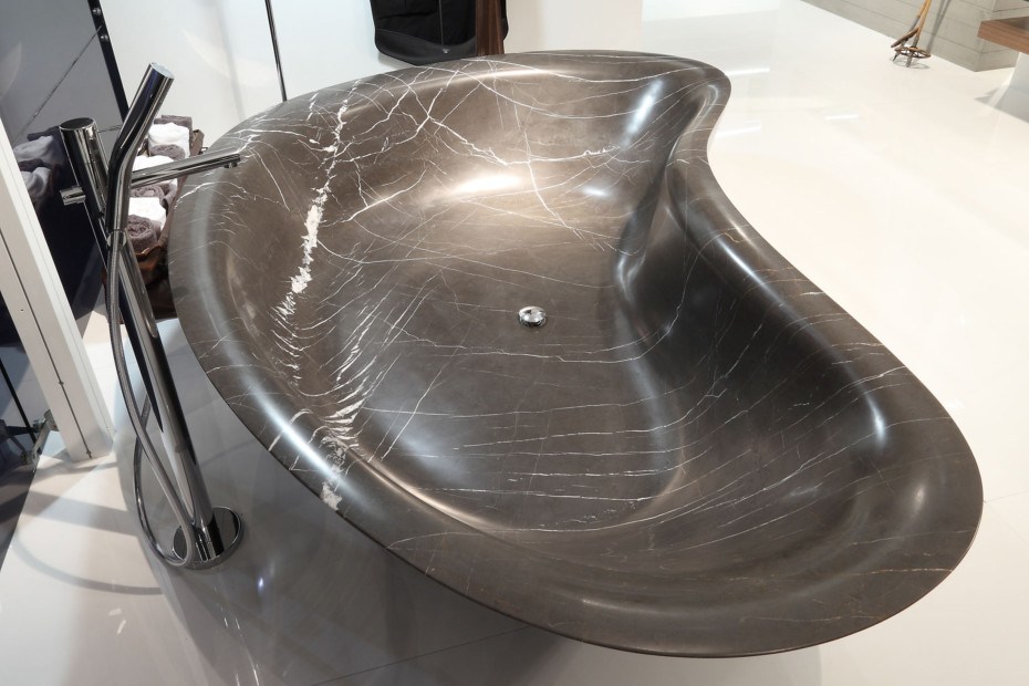 Level 45 bathtub
