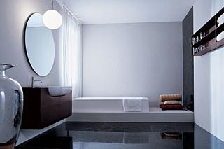 Light Doppelmodul mit Waschtisch  von  Falper