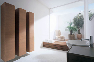 Light hanging column  by  Falper