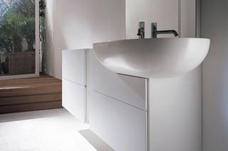 Light Waschtischmodul  von  Falper