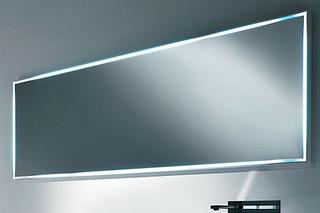 Spiegel mit Leuchtrahmen  von  Falper
