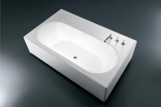 Peace Hotel bath tub  by  Falper