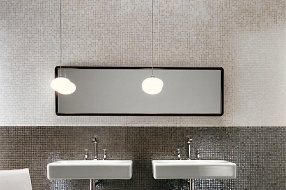 Peace Hotel mirror