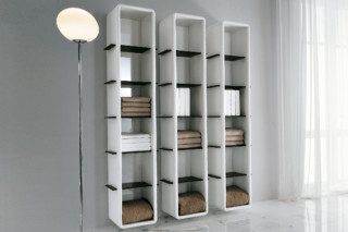 Peace Hotel shelves column  by  Falper