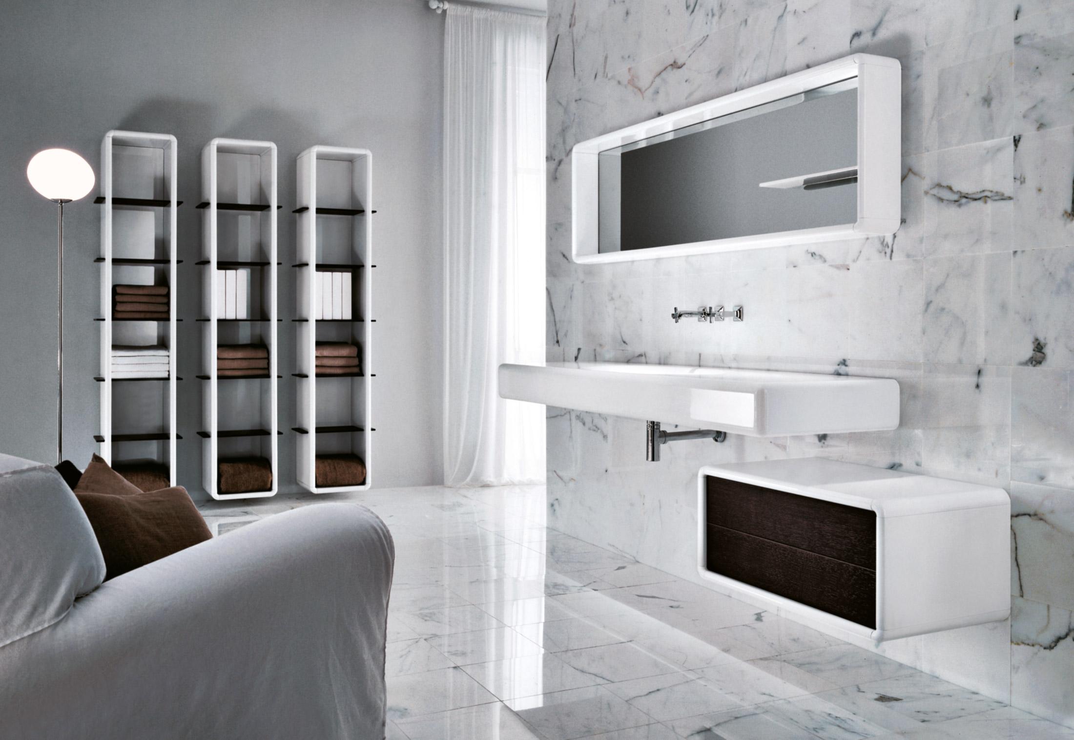 Peace Hotel Shelves Column By Falper Stylepark