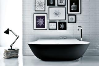Scoop bath tub  by  Falper