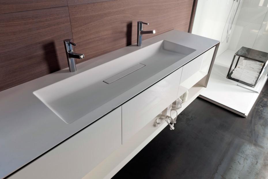 Shape Evo wash basin