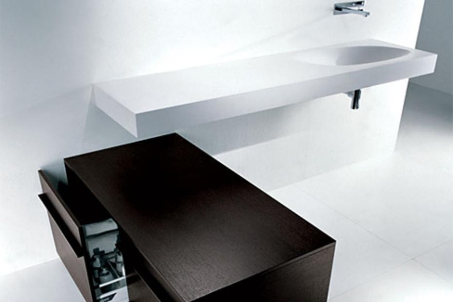 Shape floor base unit