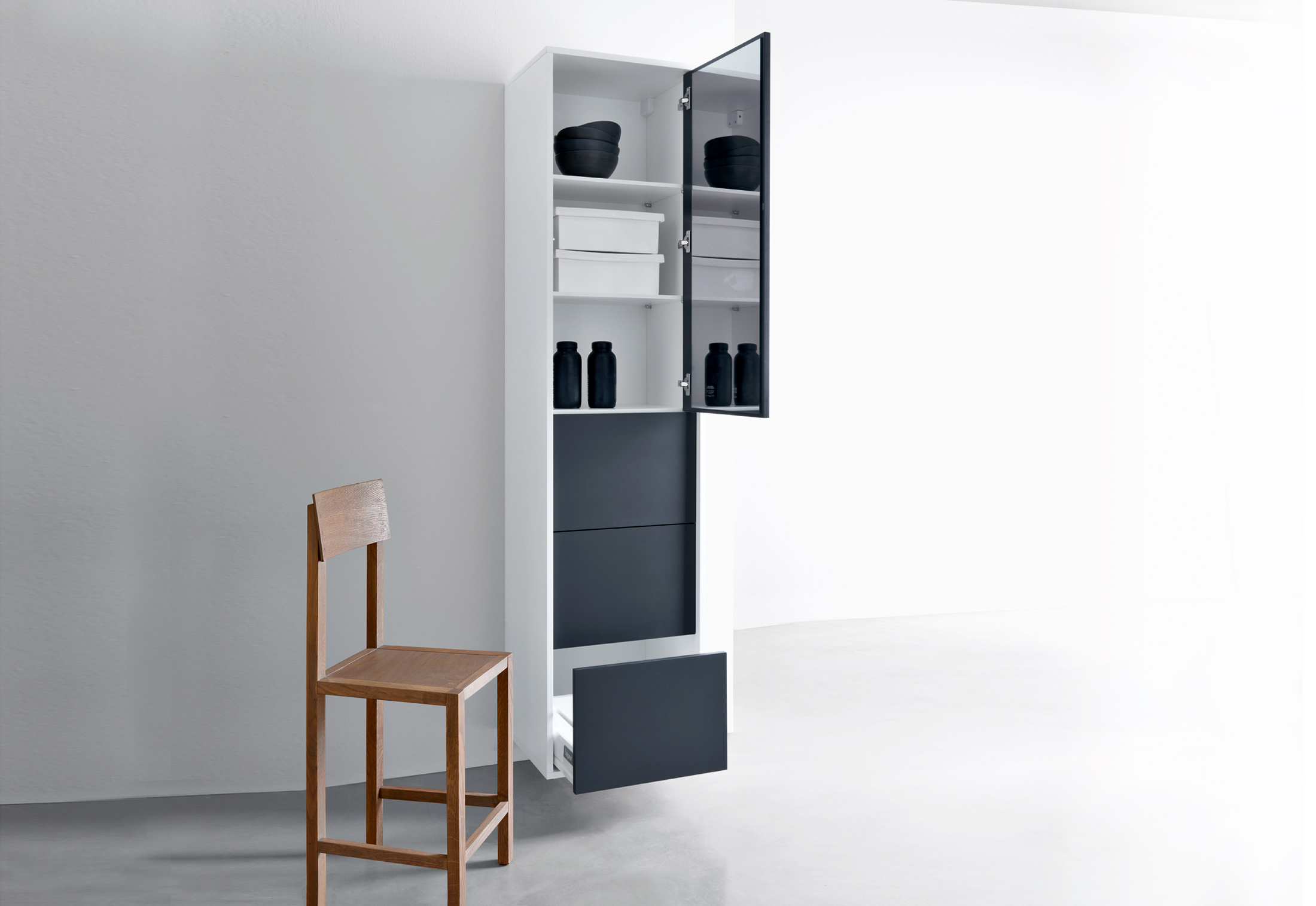 via veneto schrank von falper stylepark. Black Bedroom Furniture Sets. Home Design Ideas