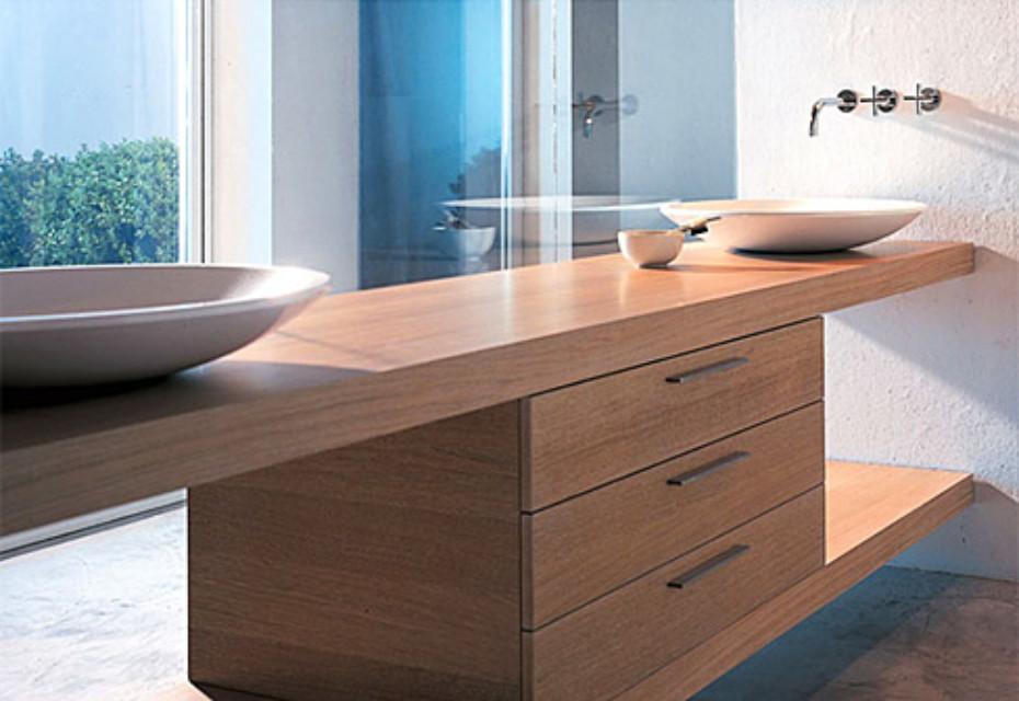 Via Veneto unit with 3 drawers
