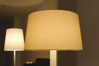 Cotton Table lamp medium  by  Fambuena