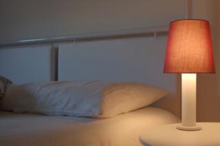 Cotton Table lamp small  by  Fambuena