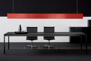Bianconero working desk  by  Fantoni