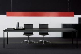 Bianconero working desk  by  Fantoni