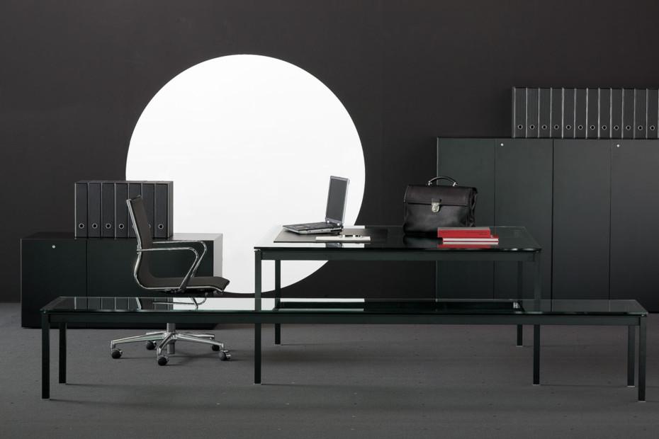 Bianconero Schreibtisch