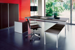 Corium low table  by  Fantoni