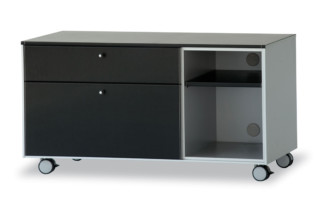 Corium service unit  by  Fantoni