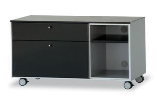Corium service unit  by  Fantoni