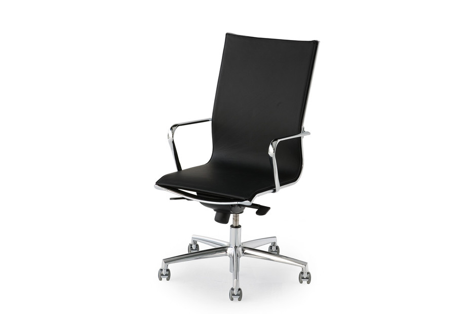 Elle Executive swivel chair leather