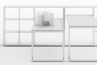 Framework 2.0 Tisch  von  Fantoni