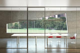 Mèta conference tables  by  Fantoni