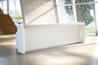 Mèta reception desk  by  Fantoni