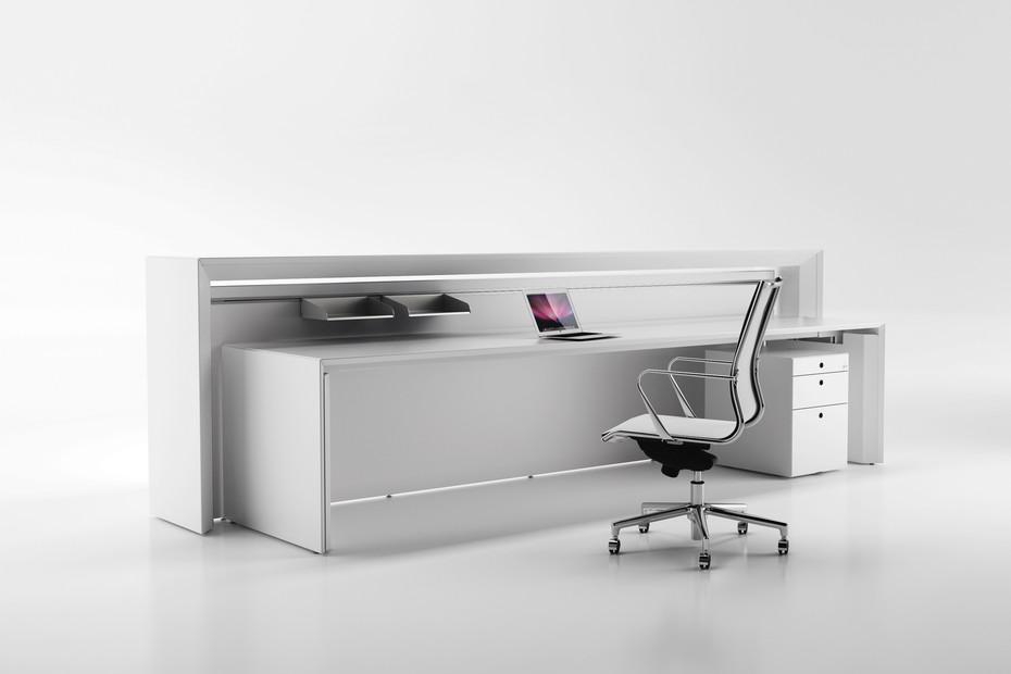 Mèta reception desk