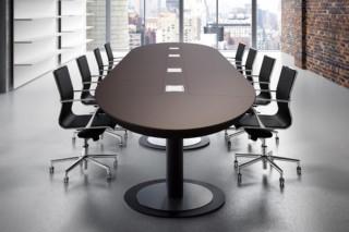 Multipliceo modularer Konferenztisch  von  Fantoni