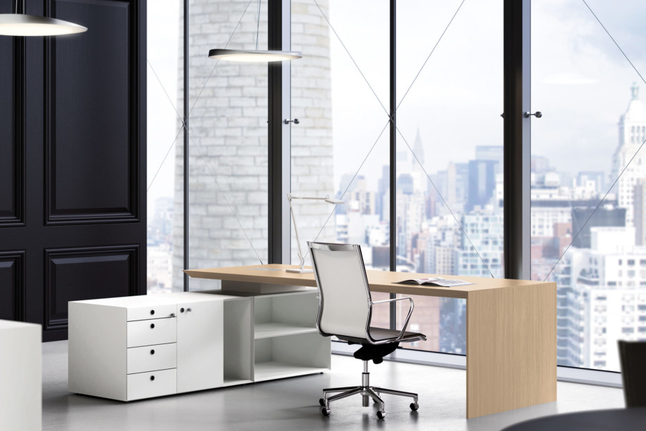 Multipliceo working desk system