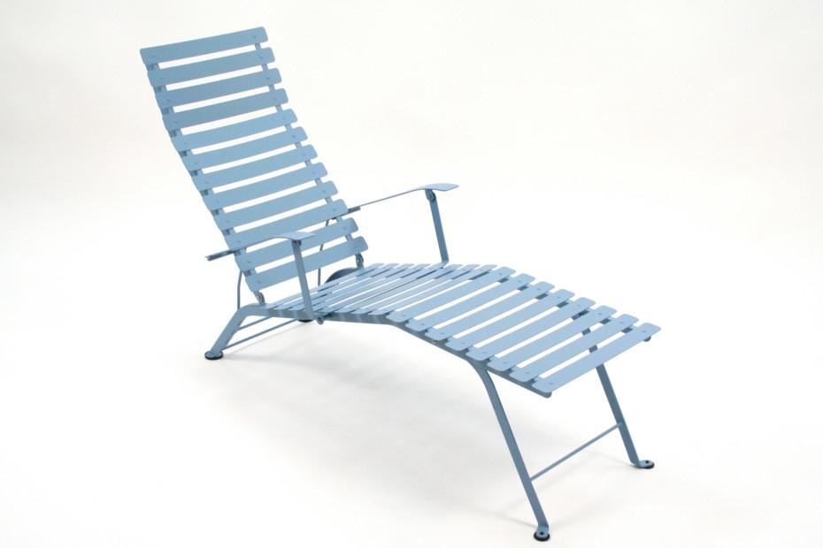 Bistro adjustable chaise longue