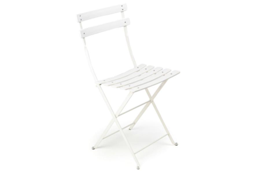 Bistro folding chair duraflon