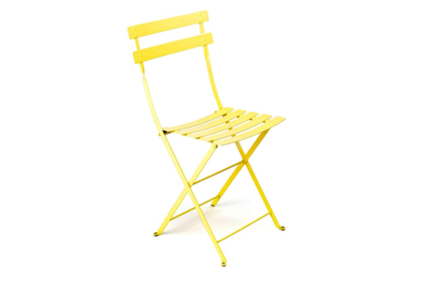 Bistro stuhl metall von fermob stylepark for Stuhl metall