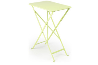 Bistro rectangular folding table 37x57  by  Fermob
