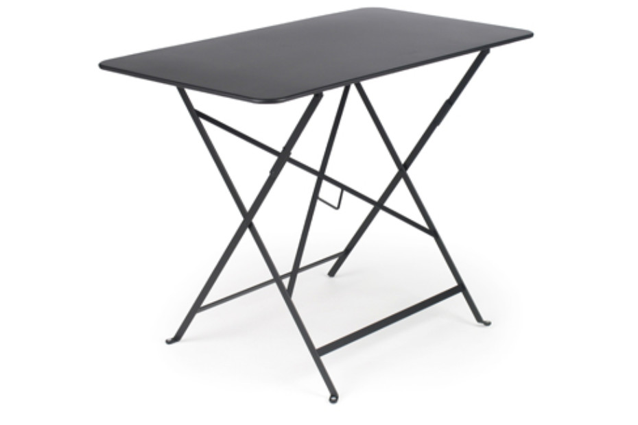 bistro rectangular folding table 97x57 by fermob stylepark. Black Bedroom Furniture Sets. Home Design Ideas