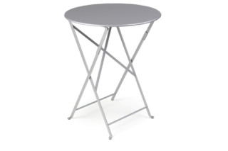Bistro round folding table  by  Fermob