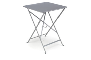 Bistro square folding table  by  Fermob
