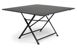 Cargo square folding table  by  Fermob