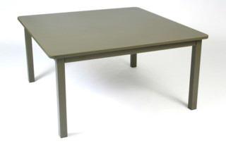 Craft square table  by  Fermob