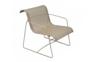 Ellipse armchair  by  Fermob